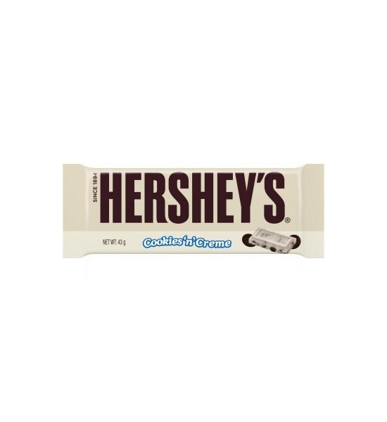 Hersheys Cookies'n'Creme 43 g