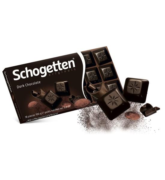 Schogetten Dark Chocolate 100g