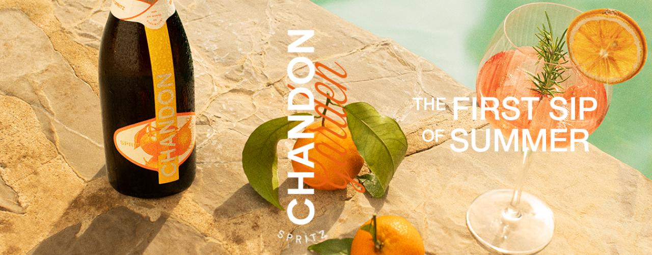 Chandon Garden Spritz