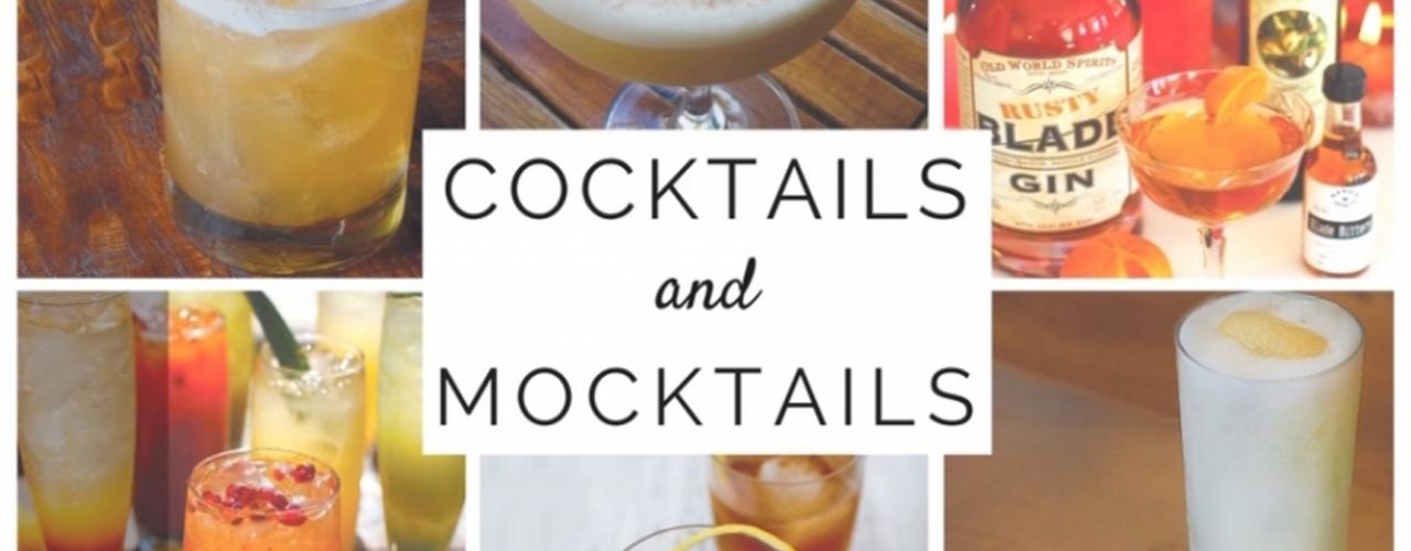 Care este diferența dintre cocktail și mocktail?