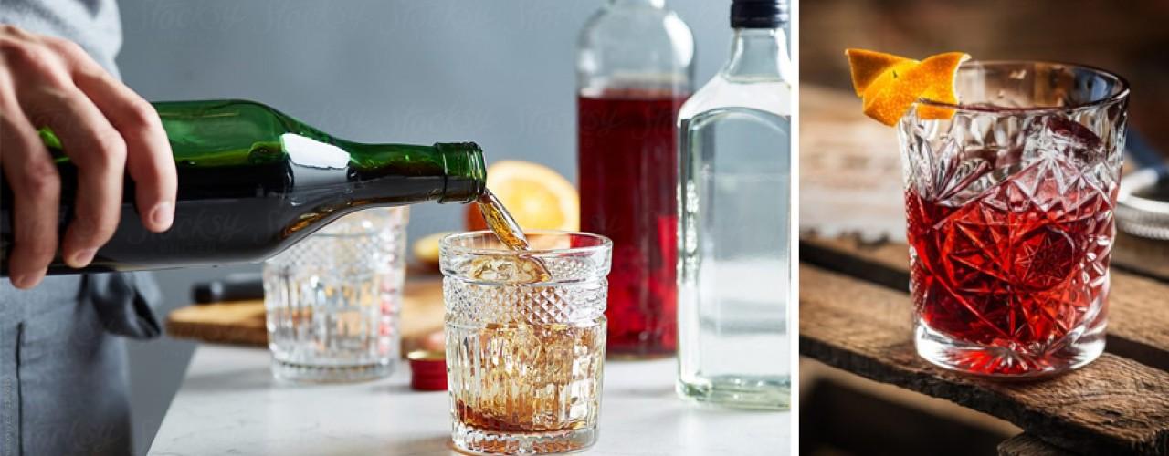 Cocktailuri pe baza de VERMUT