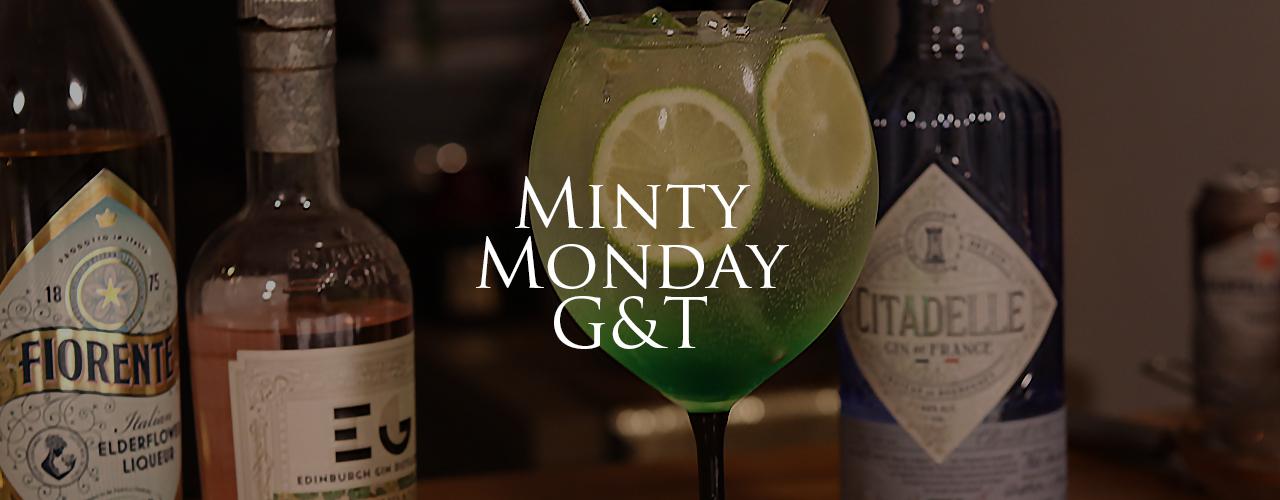 Minty Monday