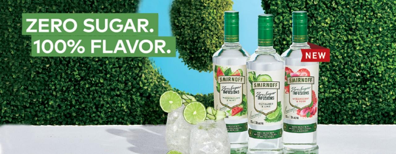 Vodka infuzată - Tendința acestei veri