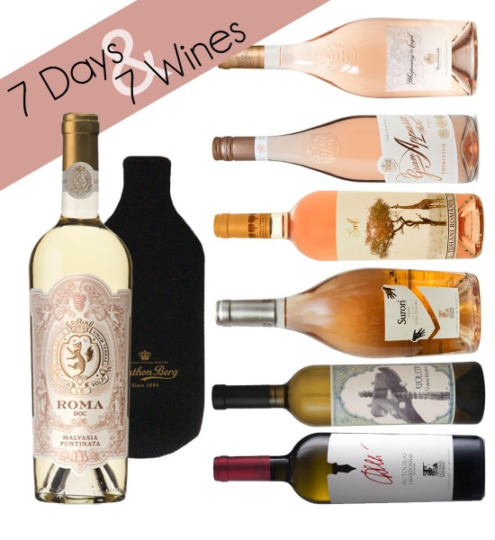 Party Box  7 DAYS & 7 WINES