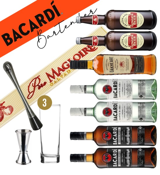 Party Box BACARDI BARTENDER