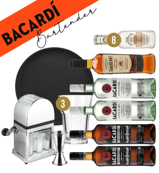 Party Box BACARDI BARTENDER
