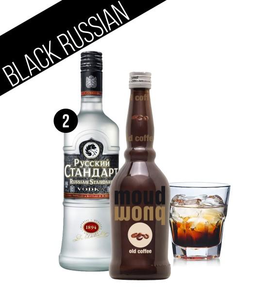 Party Box BLACK RUSSIAN