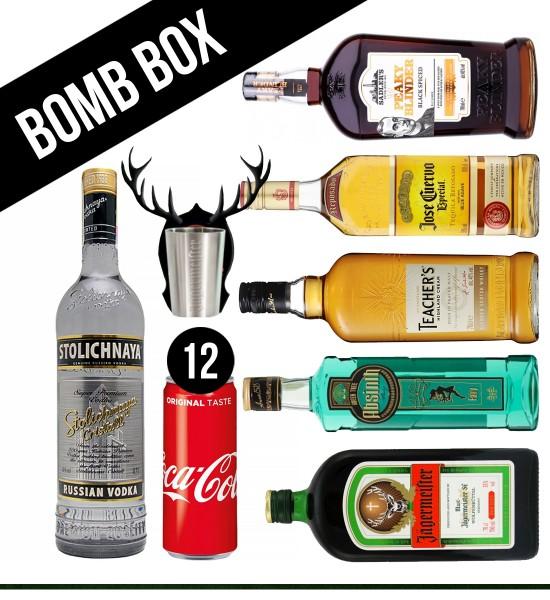Party Box BOMB