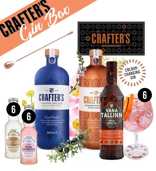 Party Box CRAFTER'S GIN BOX