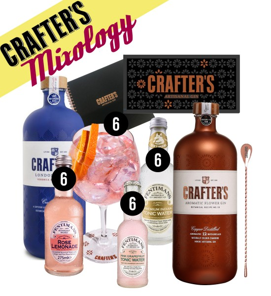 Party Box CRAFTER'S MIXOLOGY