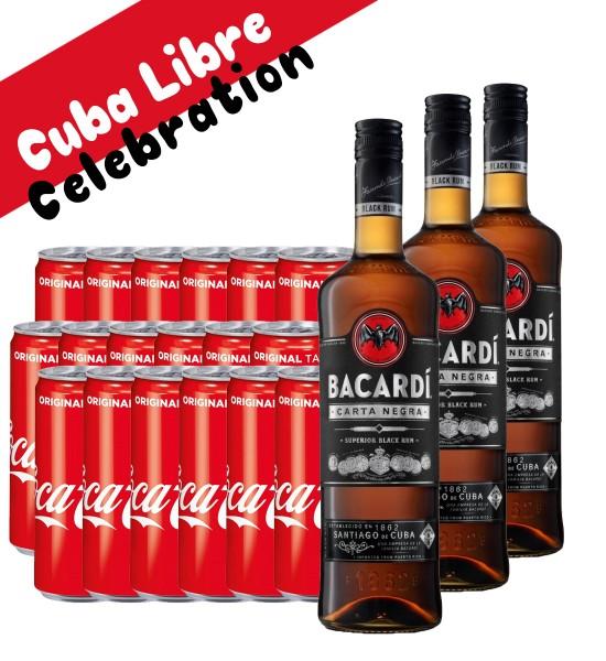 Party Box CUBA LIBRE CELEBRATION