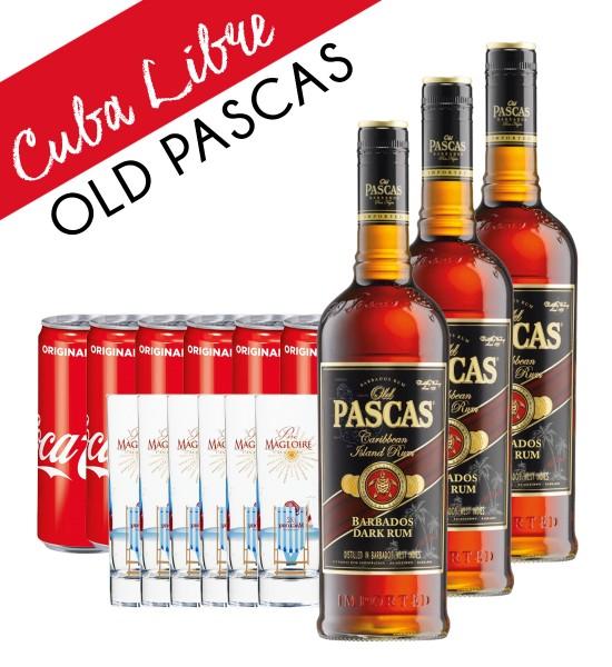 Party Box CUBA LIBRE OLD PASCAS