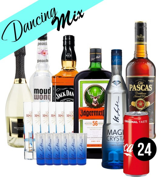 Party Box DANCING MIX