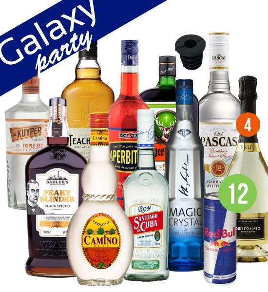 Party Box GALAXY