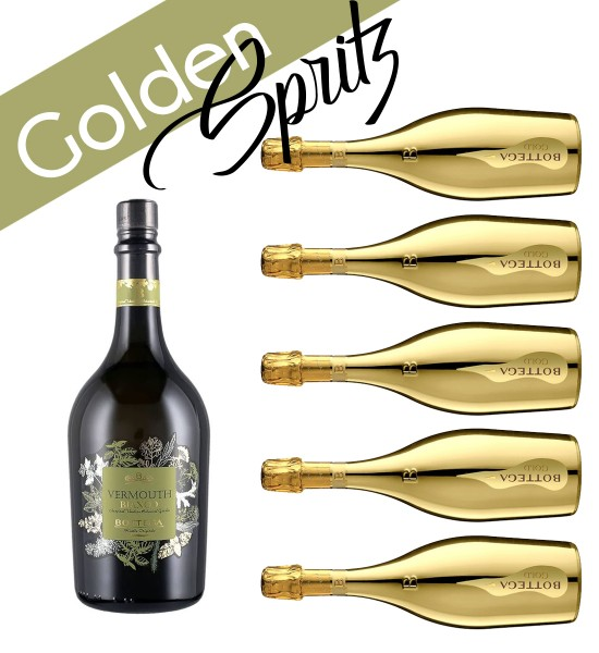 Party Box BOTTEGA GOLDEN SPRITZ