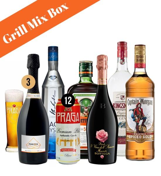 Party Box GRILL MIX BOX