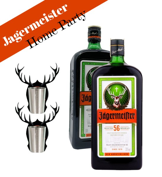 Party Box JAGERMEISTER HOME PARTY