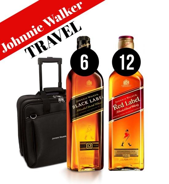 Party Box  JOHNNIE WALKER TRAVEL