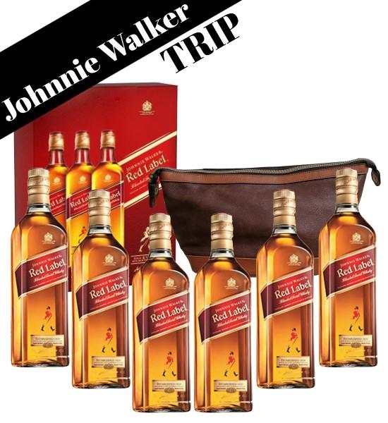 Party Box JOHNNIE WALKER TRIP