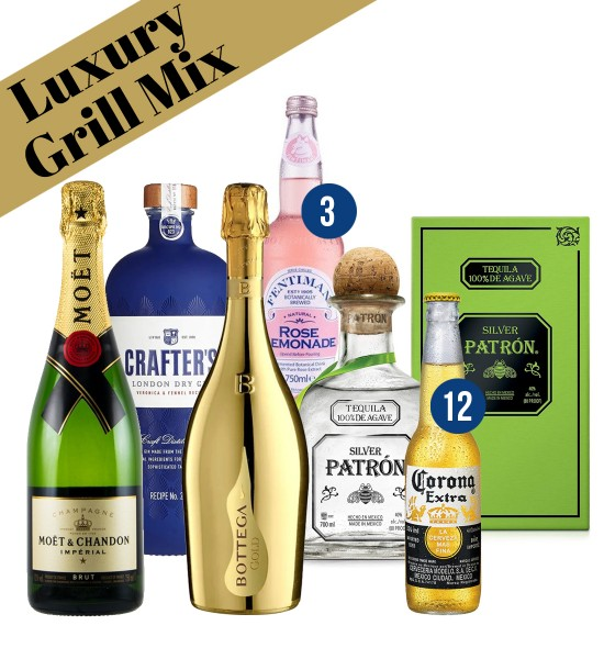 Party Box LUXURY GRILL MIX
