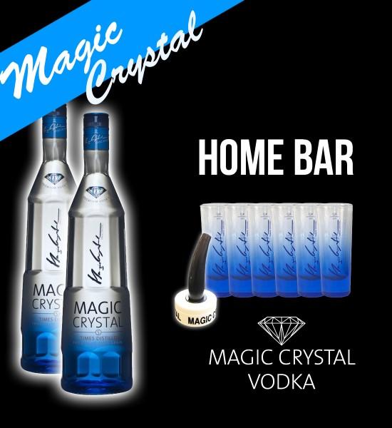 Party Box MAGIC CRYSTAL HOME BAR