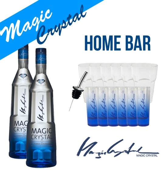 Party Box MAGIC CRYSTAL HOME BAR