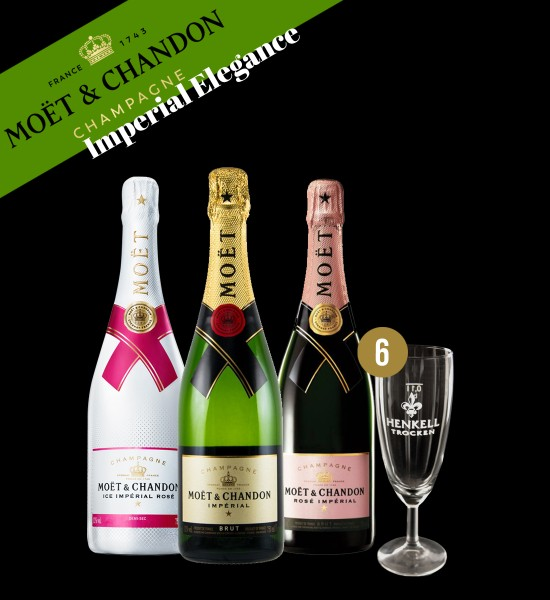 Party Box MOET&CHANDON IMPERIAL ELEGANCE