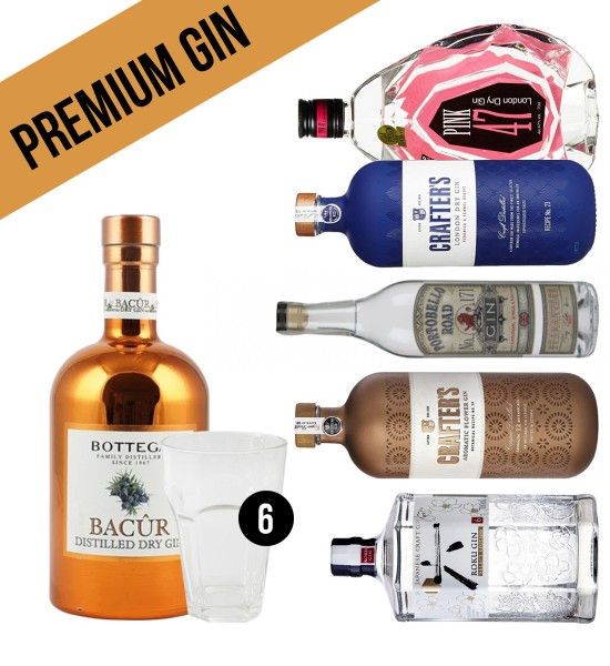 Party Box CHOICE OF PREMIUM GIN