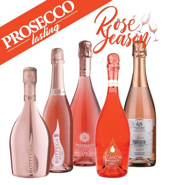 Party Box PROSECCO ROSE TASTING