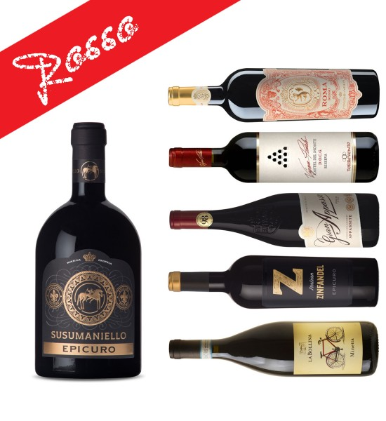Party Box ROSSO REGULAR WINE