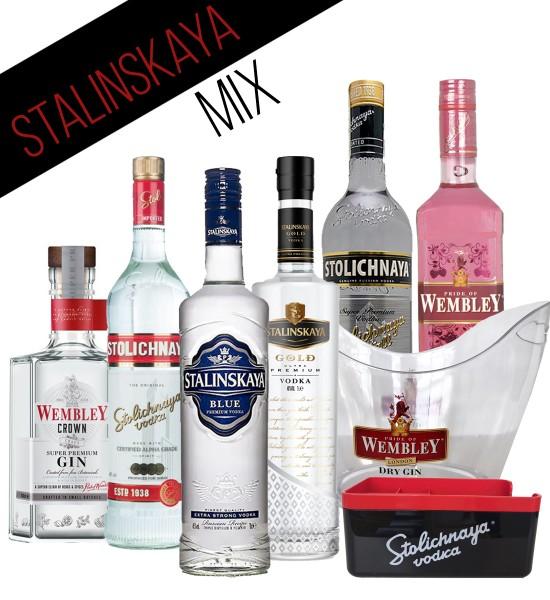 Party Box STALINSKAYA MIX