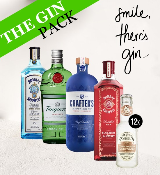 Party Box THE GIN PACK