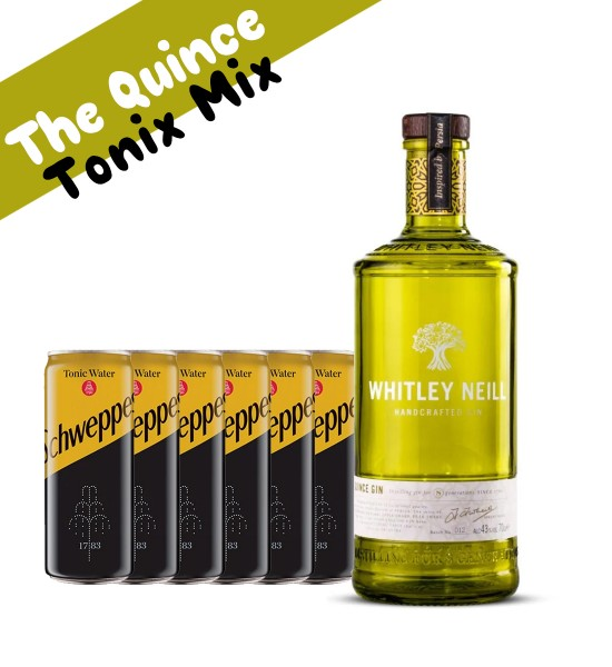 Party Box THE QUINCE TONIC MIX