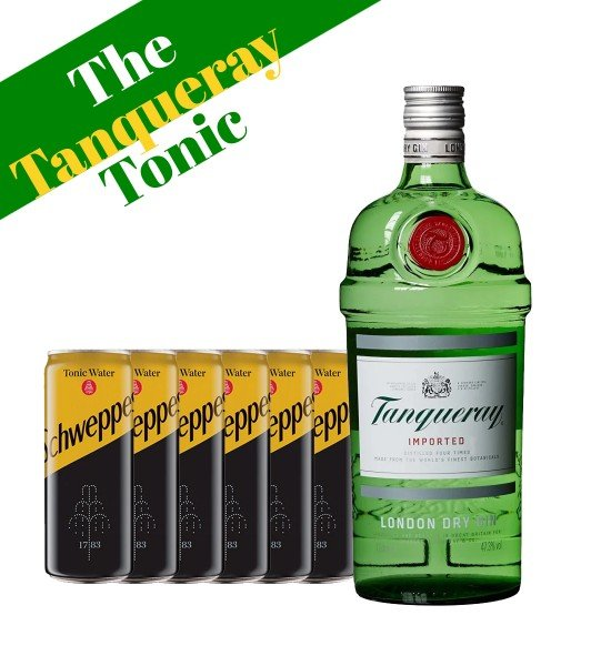 Party Box THE TANQUERAY TONIC