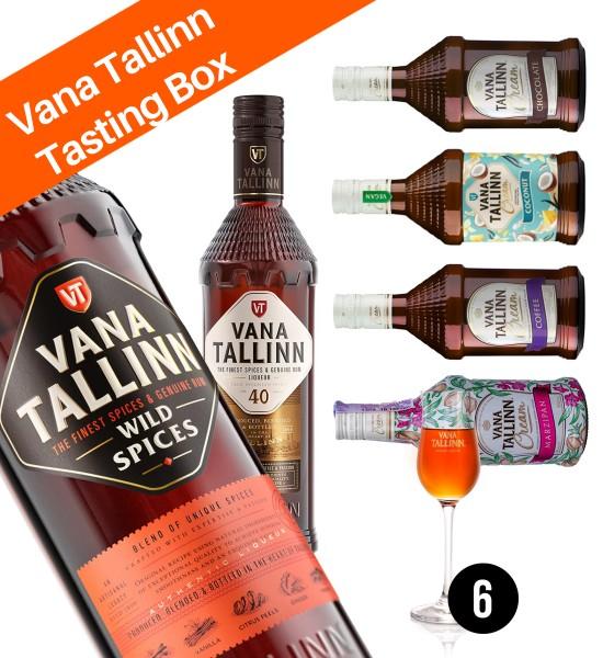 Party Box VANA TALLIN TAXING BOX