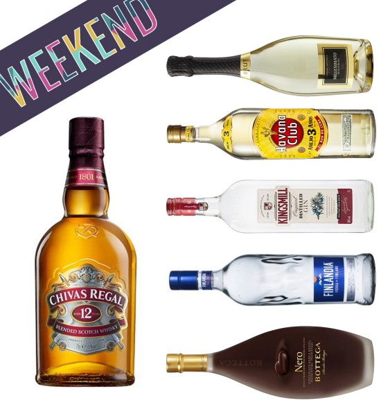 Party Box WEEKEND MIX