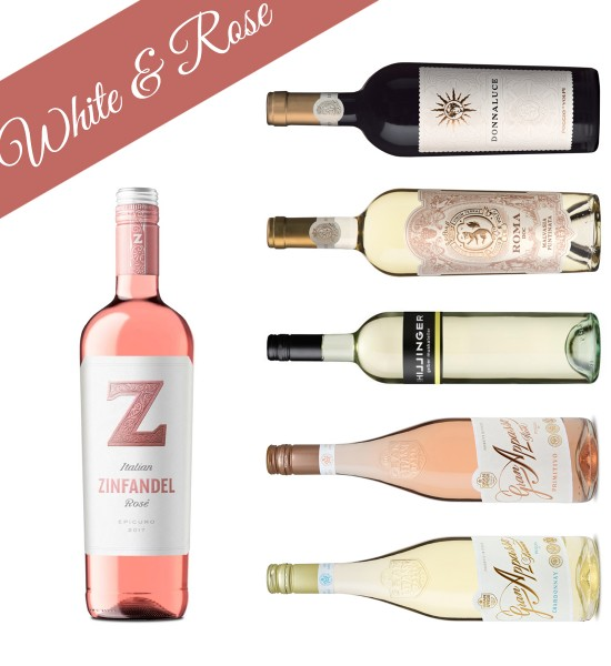 Party Box WHITE & ROSE WINE PARTY