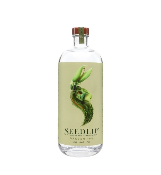 Seedlip Garden 108 Herbal Distilat Non-Alcoolic 0.7L