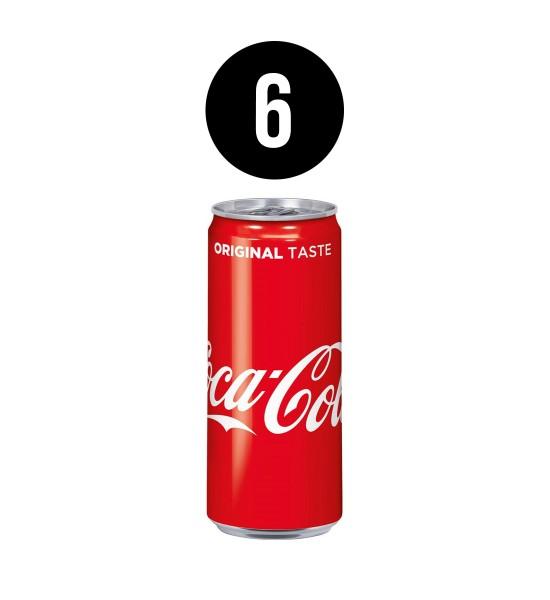 Coca Cola BAX 6 dz. x 0.33L