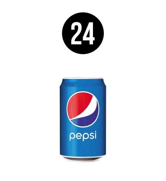 Pepsi Cola BAX 24 dz. x 0.33L