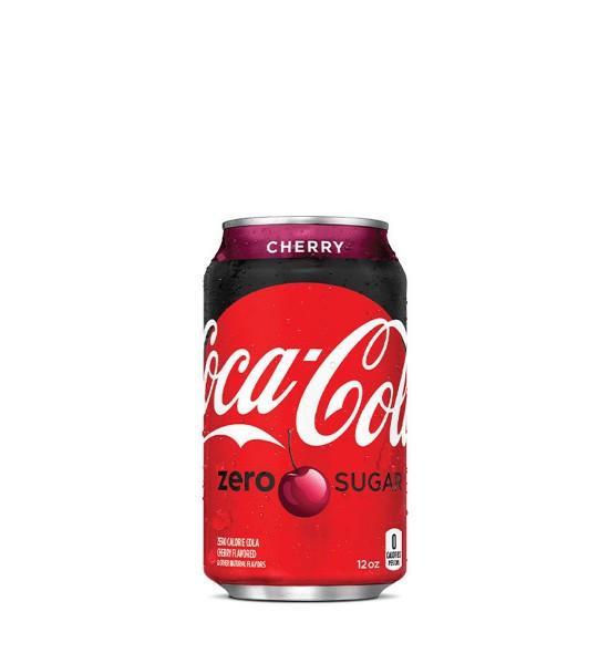Coca Cola Zero Cherry 0.33L