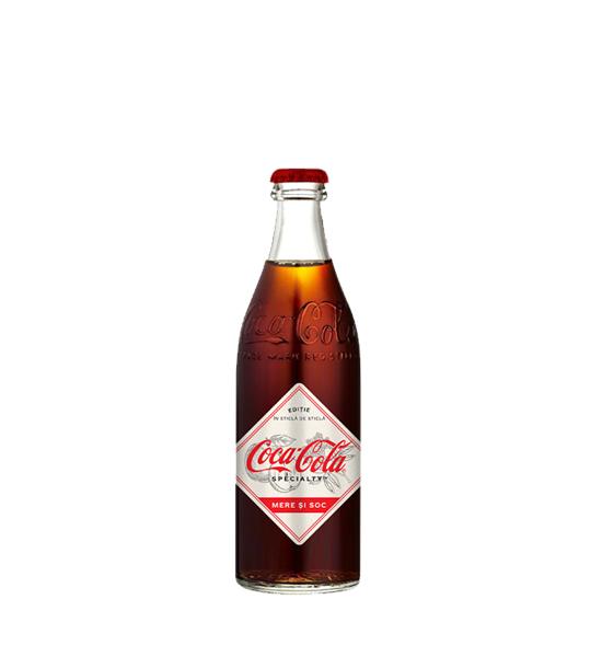 Coca Cola Specialty Mere & Soc 0.25L
