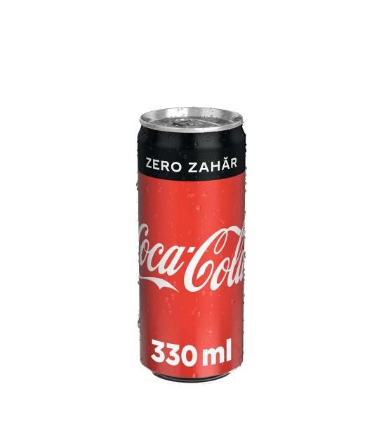 Coca Cola Zero 0.33L