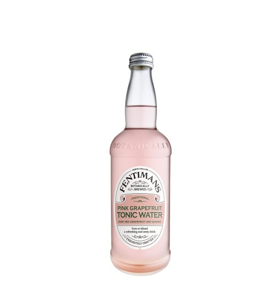 Fentimans Pink Grapefruit Tonic Water 0.5L