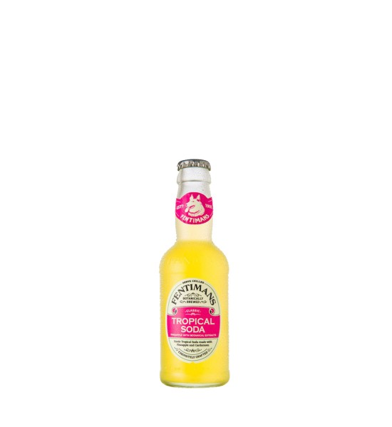 Fentimans Tropical Soda 0.125L