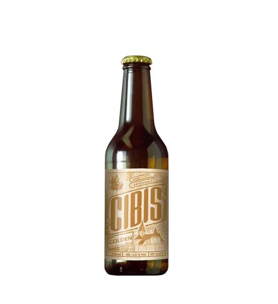 Cervisia Cibis Golden Ale 0.33L