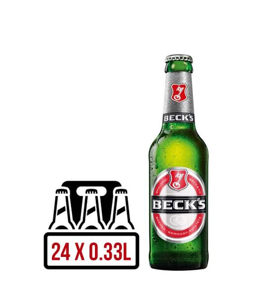 Beck's Pils BAX 24 st. x 0.33L