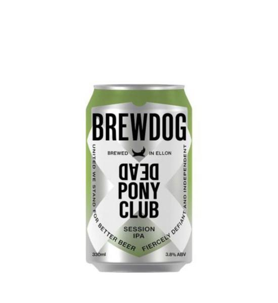 Brewdog Dead Pony Club Pale Ale 0.33L