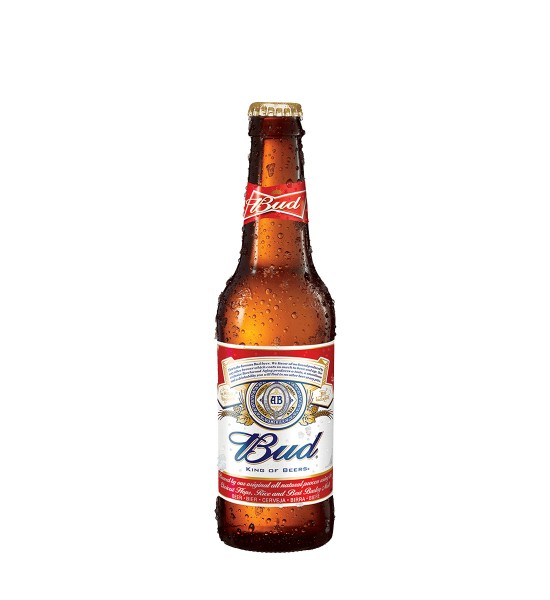 Bud American Lager 0.33L