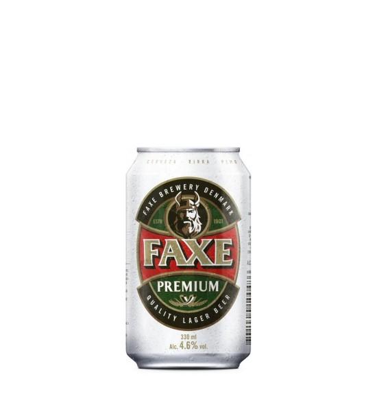 Faxe Premium Danish Lager 0.33L